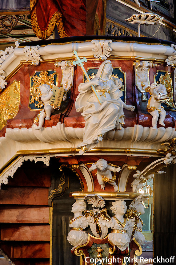 Friedenskirche in Swidnica, Woiwodschaft Niederschlesien (Województwo dolnośląskie), Polen, Europa, UNESCO-Weltkulturerbe<br /> Peace Church in Swidnica , Poland, Europe, UNESCO-heritage site