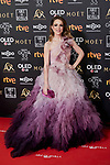 Silvia Abascal attends to 33rd Goya Awards at Fibes - Conference and Exhibition  in Seville, Spain. February 02, 2019. (ALTERPHOTOS/A. Perez Meca)