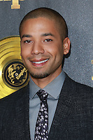 HOLLYWOOD, LOS ANGELES, CA, USA - JANUARY 06: Jussie Smollett at the Los Angeles Premiere Of FOX's 'Empire' held at ArcLight Cinemas Cinerama Dome on January 6, 2015 in Hollywood, Los Angeles, California, United States. (Photo by David Acosta/Celebrity Monitor)