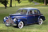 Classic car restoration from Willys restoration in Arvonia, VA. Photo/Andrew Shurtleff