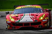 #51 SPIRIT OF RACE (ITA) FERRARI 488 GTE GIANLUCA RODA (ITA) GIORGIO RODA (ITA) ANDREA BERTOLINI (ITA)