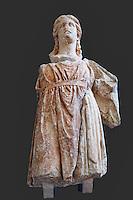 Dionysus (330 B.C.) in Delphi museum, Greece