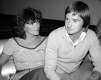 Jimmy Connors at Studio 54 1978<br /> Photo By Adam Scull/PHOTOlink.net