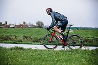 Nikolas Maes (BEL/Lotto Soudal)<br /> <br /> GP Monseré 2020<br /> One Day Race: Hooglede – Roeselare 196.8km. (UCI 1.1)<br /> Bingoal Cycling Cup 2020