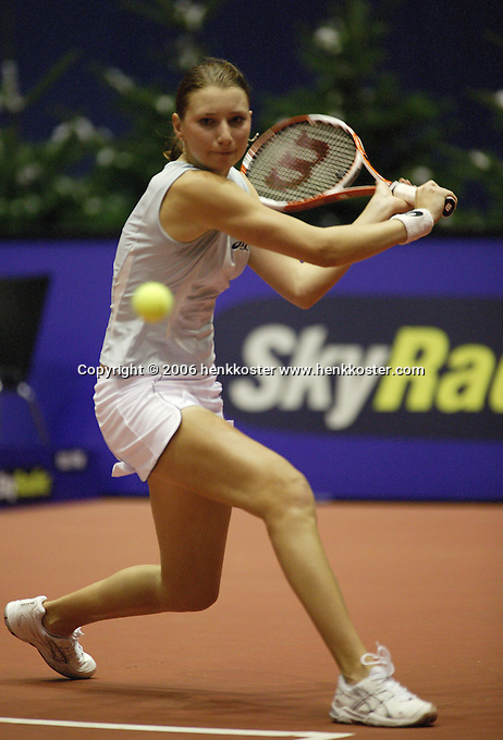 12-12-06,Rotterdam, Tennis Masters 2006, Marrit Boonstra