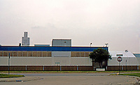 Albert Kahn: Monroe, Michigan. Dodge Truck Assembly.   Photo '97.