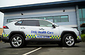 06/09/19<br /> <br /> DHU Health Care take delivery of six Toyota RAV 4 at their Derby offices.<br /> <br /> All Rights Reserved, F Stop Press Ltd +44 (0)7765 242650 www.fstoppress.com rod@fstoppress.com