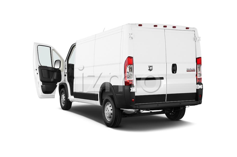Car images of2017 Ram Promaster 1500 136 WB Low Roof 3 Door Cargo Van Doors
