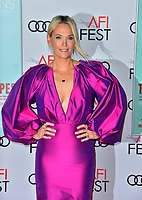 "LOS ANGELES, USA. November 17, 2019: Molly Sims at the gala screening for ""The Two Popes"" as part of the AFI Fest 2019 at the TCL Chinese Theatre.<br /> Picture: Paul Smith/Featureflash"