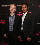 Anthony Rapp and Ken Ithiphol attends 'The Boys in the Band' 50th Anniversary Celebration at The Booth Theatre on May 30, 2018 in New York City.