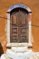 Doorway on Kastellorizo, Greece