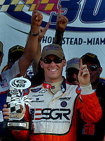 Kevin Harvick Busch Series 2004 Miami   Mandatory Credit: Mark J. Rebilas