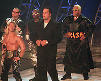 Chris Jericho Dudley Boyz. Big Show Rakishi 2000                                                                    Photo by  John Barrett/PHOTOlink