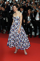 """FRA: """"THE BFG"""" Red Carpet- The 69th Annual Cannes Film Festival - Rebecca Hall, attend """"THE BFG"""". Red Carpet during The 69th Annual Cannes Film Festival on May 13, 2016 in Cannes, France."""