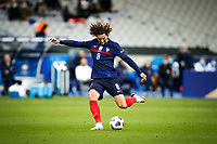 Adrien Rabiot ( 8 - France ) - PARIS 11/10/2020 Saint Denis <br /> Nations League France Vs. Portugal <br /> Photo Federico Pestellini / Panoramic / Insidefoto  <br /> ITALY ONLY