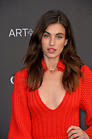LOS ANGELES, USA. November 03, 2019: Rainey Qualley at the LACMA 2019 Art+Film Gala at the LA County Museum of Art.<br /> Picture: Paul Smith/Featureflash