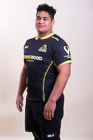 Alex Fidow. Wellington Lions ITM Cup official marketing portraits at Maidstone Park, Wellington, New Zealand on Wednesday, 17 August 2016. Photo: Marco Keller / lintottphoto.co.nz