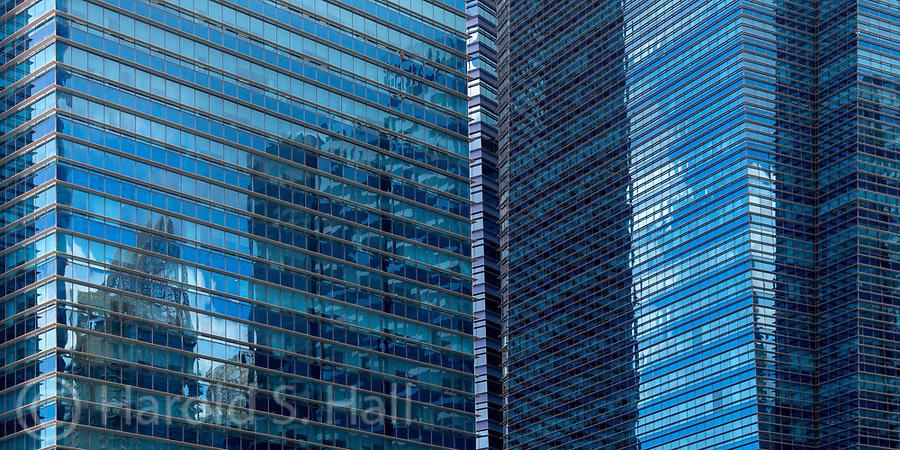 Window designs of Singapore.