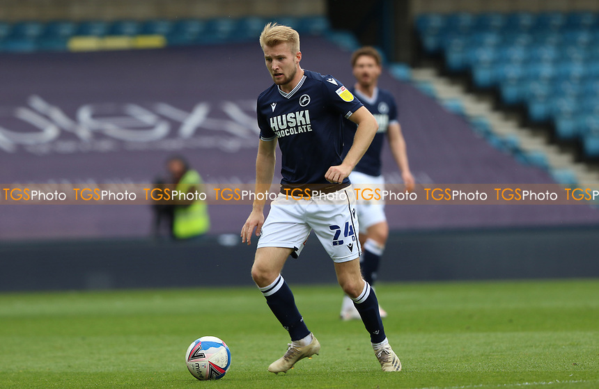 Billy Mitchell of Millwall during Millwall vs Bristol City, Sky Bet EFL Championship Football at The Den on 1st May 2021