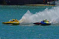 """Frame 13: Andrew Tate, H-300 """"Pennzoil"""", Donny Allen, H-14 """"Legacy 1""""       (H350 Hydro)"""