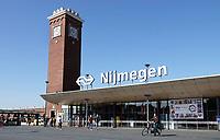 Nederland  Nijmegen  - September 2020 .  Station.    Foto : ANP/ Hollandse Hoogte / Berlinda van Dam