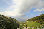 Dalton Cliffs in the Upper Galilee