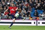 Osasuna´s Roberto Torres during King´s Cup match in Santiago Bernabeu stadium in Madrid, Spain. January 09, 2014. (ALTERPHOTOS/Victor Blanco)