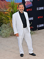 """LOS ANGELES, USA. October 08, 2019: Steven Michael Quezada at the premiere of """"El Camino: A Breaking Bad Movie"""" at the Regency Village Theatre.<br /> Picture: Paul Smith/Featureflash"""