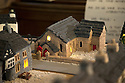 """08/12/16<br /> <br /> Wesleyan Chapel.<br /> <br /> In this incredibly detailed replica of a small Peak District village, everything is edible, from the baubles on the Christmas trees to the flowers around the houses and what's more the """"village"""" is made from 35 individual rich fruit Christmas cakes which will be eaten on the 25th!<br /> <br /> The amazing model village is made up of 18 shops and houses, which are all realistic reproductions of the actual buildings found in Youlgreave, and is open to the public to view at All Saints' church, the main focal point of the miniature masterpiece.<br /> <br /> Retired florist Lynn Nolan, who decorated all the cakes, came up with the original idea as a way of raising money for the church, which needs a new roof, and the first of the cakes went in the oven back in April.<br /> <br /> MORE...https://fstoppressblog.wordpress.com/the-village-thats-really-a-christmas-cake/<br /> <br /> All Rights Reserved F Stop Press Ltd. (0)1773 550665   www.fstoppress.com"""