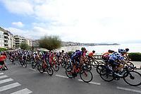 4th September 2021; Sanxenxo to Castro De Herville De Mos, Pontevedra, Spain; stage 20 of Vuelta a Espanya cycling tour;  Burg- Bh Canal, Carlos Okamika, Ander Sanxenxo