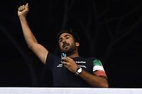 Fabrizio Antonelli Coach<br /> 1500m Freestyle Men<br /> Roma 13/08/2020 Foro Italico <br /> FIN 57 Trofeo Sette Colli 2020 Internazionali d'Italia<br /> Photo Andrea Staccioli/DBM/Insidefoto