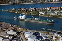 aerial photograph Overseas Philadephia tanker Tampa, Florida