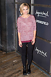 "Ana Fernandez attends to the presentation of the Springfiled Fashion Film of Christmas ""Keep in Touch"" at Luchana Theater in Madrid, November 17, 2015.<br /> (ALTERPHOTOS/BorjaB.Hojas)"