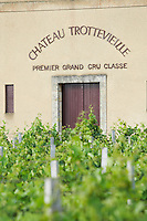 chateau trottevieille saint emilion bordeaux france