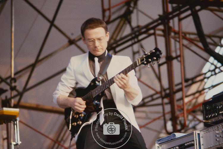 Robert Fripp of King Crimson 1984