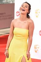 Nadine Mulkerrin<br /> arriving for the BAFTA TV Awards 2018 at the Royal Festival Hall, London<br /> <br /> ©Ash Knotek  D3401  13/05/2018