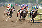 Shackleford leads Haskell field through turn #1 during The Haskell Invitational Stakes (Grade I) apart of the Breeders Cup  Classic Win and You're In  at  Monmouth Park Racetrack in Oceanport, NJ  on 7/31/11. (Ryan Lasek / Eclipse Sportwire)