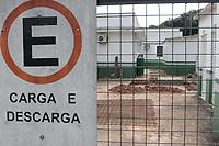 Valinhos (SP), 11/03/2021 - Oxigênio/Valinhos - A Prefeitura de Valinhos, no interior de São Paulo, deu início à instalação de um tanque fixo de oxigênio nas dependências da UPA 24 (Unidade de Pronto Atendimento) para aumentar a capacidade de oferta de oxigênio aos pacientes com suspeita ou confirmação de Covid-19, incluindo entubados, que recebem o atendimento nos leitos da unidade.<br /> A taxa de ocupação dos leitos de UTI na cidade está em: 100% no Hopital Galileo e 100% na Santa Casa. A taxa de ocupação de enfermaria é de: 100% no Galileo e 100% na Santa Casa. Dos 26 leitos disponibilizados pela UPA, 19 estão ocupados por pacientes com sintomas ou aguardando resultados de confirmação de covid-19.