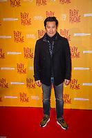 Frederic Chau ‡ l'avant premiËre du film BABY PHONE ‡ l'UGC Normandie ‡ Paris le 20 fÈvrier 2017 # PREMIERE DU FILM 'BABY PHONE' A PARIS