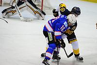 IJSHOCKEY: HEERENVEEN: 27-01-2018, IJsstadion Thialf, UNIS Flyers  - Zoetermeer Panters, uitslag 3-2, ©foto Martin de Jong