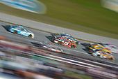 Monster Energy NASCAR Cup Series<br /> Alabama 500<br /> Talladega Superspeedway<br /> Talladega, AL USA<br /> Sunday 15 October 2017<br /> Martin Truex Jr, Furniture Row Racing, Bass Pro Shops / Tracker Boats Toyota Camry<br /> World Copyright: Nigel Kinrade<br /> LAT Images