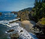 Coastline, SP Boardman State Park, Curry County, Oregon