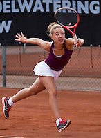 08-08-13, Netherlands, Rotterdam,  TV Victoria, Tennis, NJK 2013, National Junior Tennis Championships 2013, Donnaroza Gouvernante   <br /> <br /> <br /> Photo: Henk Koster