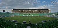 PALMIRA - COLOMBIA, 06-04-2021: Estadio Deportivo Cali de la ciudad de Palmira. /  Deportivo Cali stadium in Palmira city.  Photo: VizzorImage / Gabriel Aponte / Staff