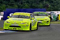 2001 British Touring Car Championship #22 Dan Eaves (GBR). Peugeot Sport UK. Peugeot 406 Coupé.