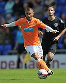 2011-07-23 Oldham v Blackpool