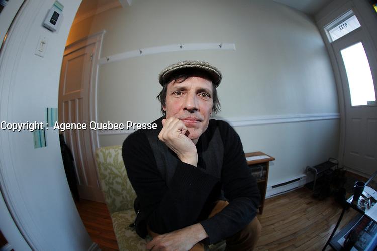 EXCLUSIF - Jean Leloup<br /> en 2015<br /> <br /> PHOTO :  Agence Quebec Presse -