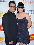 Pauley Perrette and fiance at Trevor Live At The Hollywood Palladium in Hollywood, California on December 02,2012                                                                               © 2012 Hollywood Press Agency