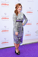 Arielle Free<br /> at the Caudwell Butterfly Ball 2017, Grosvenor House Hotel, London. <br /> <br /> <br /> ©Ash Knotek  D3268  25/05/2017