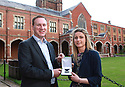 PMCE 07 May 2014 QUB Presentation of the 2014 Cormac McAnallen Medal